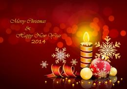 wallpapers 2014 merry christmas and happy new year wallpapers 2014 1587