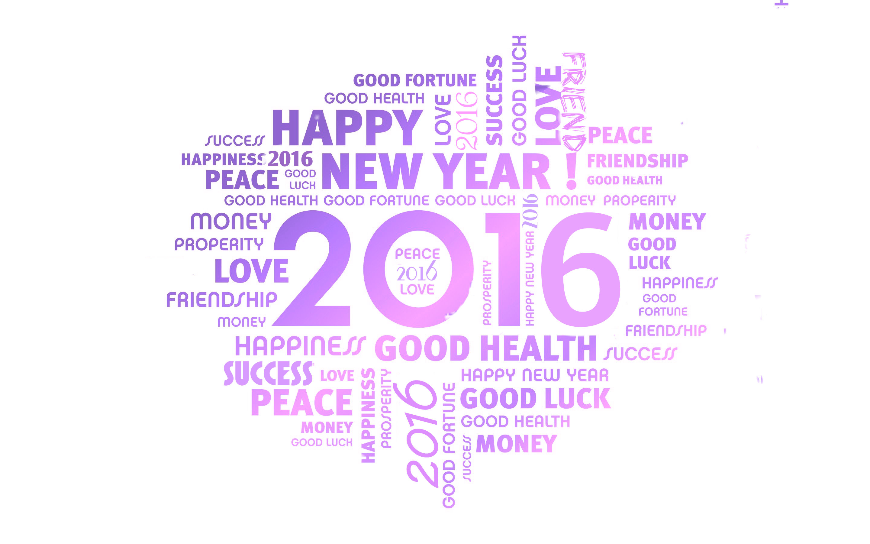 Happy New Year 2016 Greetings & Best Wishes Wallpapers 493