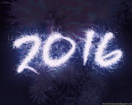 Happy New Year 2016 wallpaper 955