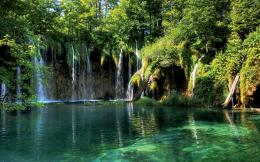 Hidden Waterfall Lake Wallpapers 261