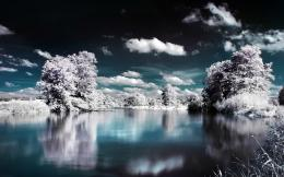 infrared landscape Wallpapers 1311