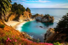 McWay Falls, Julia Pfeiffer Burns State Park – California 1550