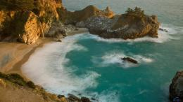 Download wallpaper McWay Falls, Julia Pfeiffer Burns State Park, CA: 1560