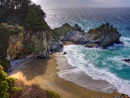 Mcway Falls, Julia Pfeiffer Burns State Park— Wallpaper #82259 1583