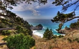 Mcway Falls, Julia Pfeiffer Burns State Park— Wallpaper #82260 1128