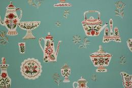 Rosie\'s Vintage Wallpaper: History of Kitchen Wallpaper 653