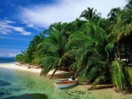 Nature Cays Zapatillas Bocas Del Toro Panama Desktop Wallpaper Picture 1610