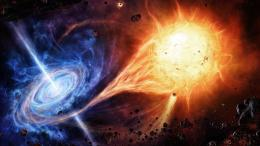 Quasar Desktop Wallpapers 1594