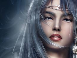 Sad girl crying hd fantasy wallpaper free jpg 1912