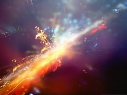 Star Explosion Wallpaper 660