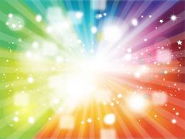 stars wallpaper with high quality background colorful rainbows stars 1036