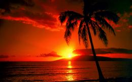 sunset hd wallpapers beach sunset backgrounds top natural scene images 1781