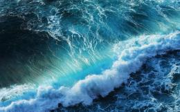 Awesome Wave Wallpapers to Decorate Backgrounds Like an Apple 465