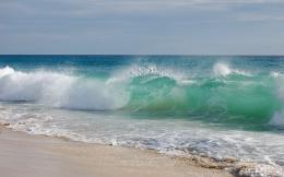 Beach Waves Background Wallpapers Pictures Photos Images 266