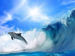Waves Crashing Desktop Wallpapers 1703