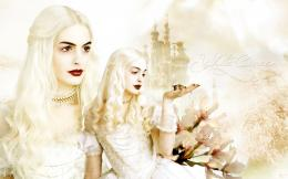White Queen Desktop Wallpaper 669