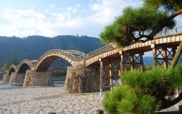 Hd Wallpapers Wooden Bridge One Hintergrundbilder Und Frei Fotos 728 X 1682