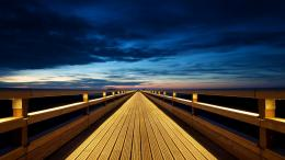 endless bridge wooden wallpaper wallpapers 1920x1080 mrwallpaper com 321