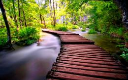 1920x1200 Wooden Bridge Six desktop PC and Mac wallpaper 945