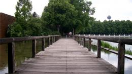1920x1080 Wooden Bridge Five desktop PC and Mac wallpaper 1058