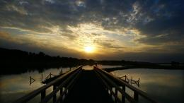 1920x1080 Wooden Bridge Twelve desktop PC and Mac wallpaper 1741