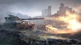 World of tanks battle wallpapers Desktop Wallpaper 1659