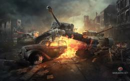 World of Tanks Online Game Wallpapers | HD Wallpapers 1513