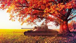 World Of Tanks Autumn HD Wallpaper 930