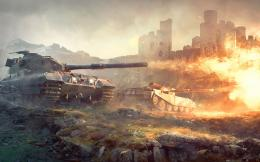 Description: The Wallpaper above is Britisch world of tanks Wallpaper 326
