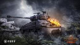 Fury and Tank WallpapersFan ArtWorld of Tanks official forum 670
