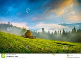 Amazing Mountain Landscape Stock PhotoImage: 44078967 631
