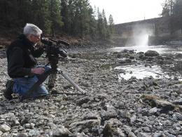 Bend filmmaker highlights Deschutes River flows; Stretch below Wickiup 1475