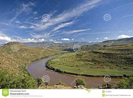 River Bend Royalty Free Stock PhotosImage: 4162808 458