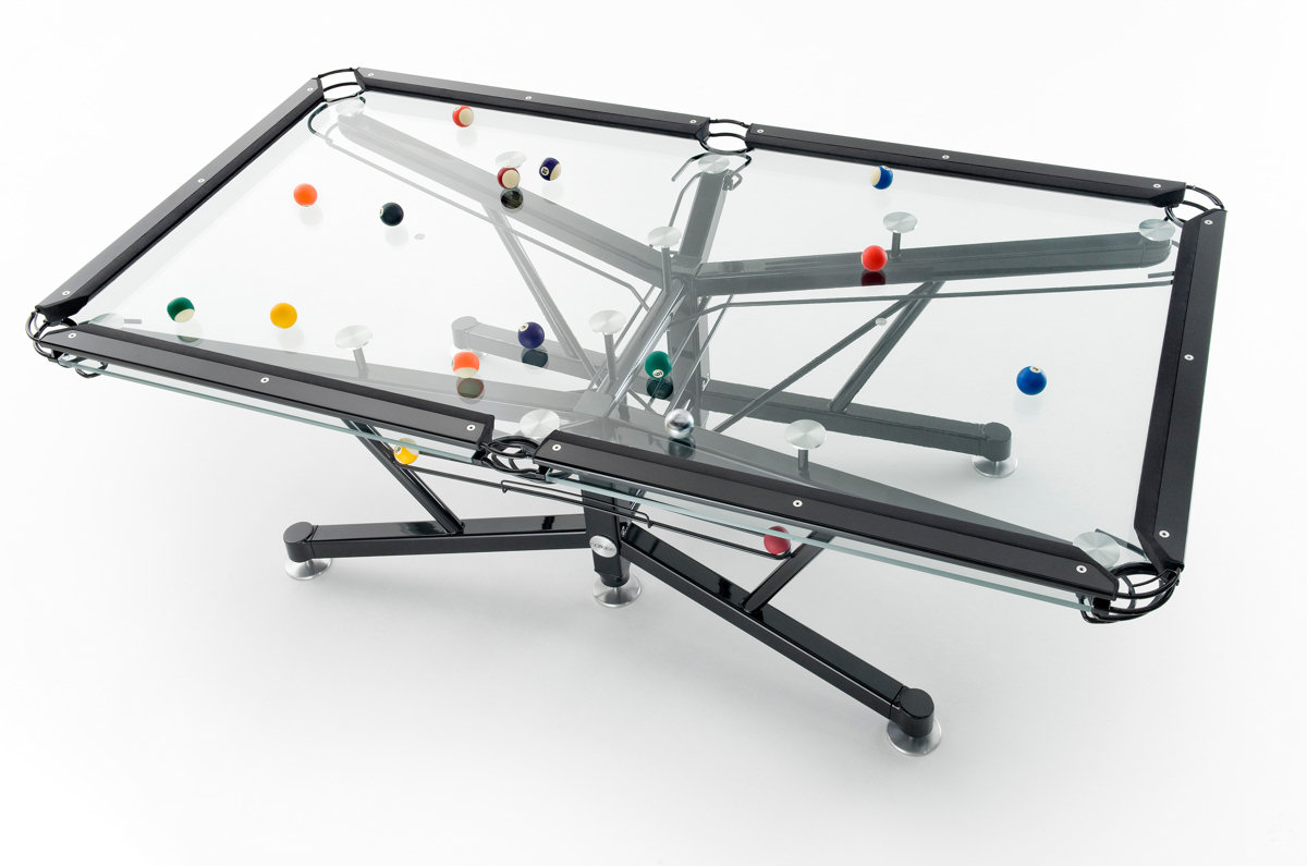 Clear See Through Pool Table jpg 362