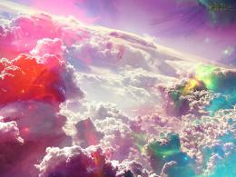 colorful sky wallpaper 1067