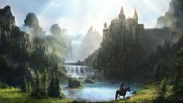 Related Pictures 3d castle mountain wallpaper 911