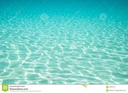 Beautiful Clear Underwater Surface Stock ImageImage: 36364741 1276