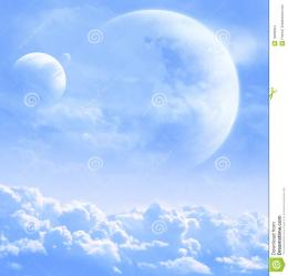 Sky In Alien Planet Stock ImagesImage: 13639504 604