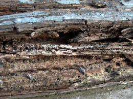 DRY ROT REPAIR WITH THE WOODWIZZARDS WOOD REPAIR SYSTEM, CAPISTRANO 1068