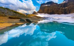 Grinnell glacier national park Wallpapers Pictures Photos Images 1484