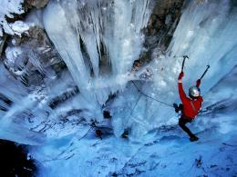 Ice Climbing Desktop Wallpapers 565