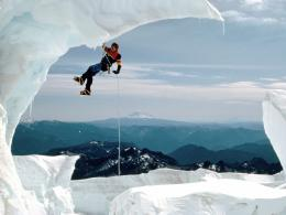 Ice Climbing Desktop Wallpapers 272