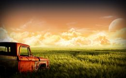 Junk Dodge Cornfield Wallpapers Pictures Photos Images 935