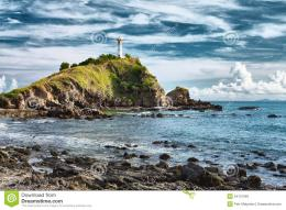 Lighthouse On A Cliff Royalty Free Stock PhotosImage: 24131348 340