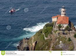 Lighthouse On Cliff Royalty Free Stock ImageImage: 3937916 1415