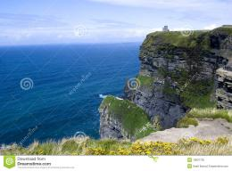 Cliffs Of Moher Royalty Free Stock PhotoImage: 10837735 1854
