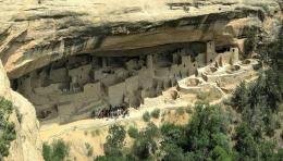 verde cliff palace colorado magnificent amazing beautiful cliff town 1383