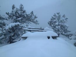 Daily Photo: Snowy Bench at the Mountain TopPremiumCoding 107