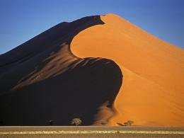 Namibia! With its vast desert landscapes and rugged mountains Namibia 1448
