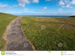 Path To The Sea Royalty Free Stock ImageImage: 18923786 1595